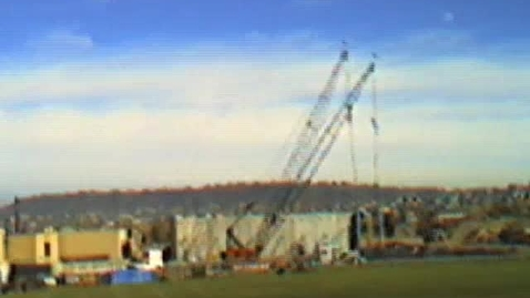 Thumbnail for entry Field House Construction Update 1