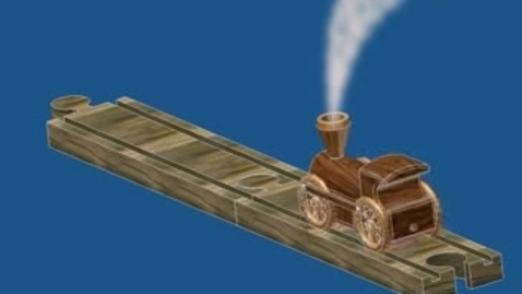 Thumbnail for entry Smoking Train