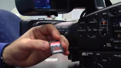 Thumbnail for entry Format your SD Card Demonstration