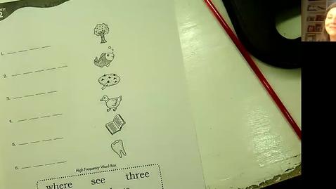 Thumbnail for entry Saxon Phonics 132