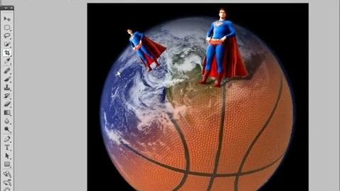 Thumbnail for entry Superman Blending Exercise
