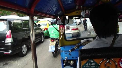 Thumbnail for entry Tuk Tuk 2 Thailand