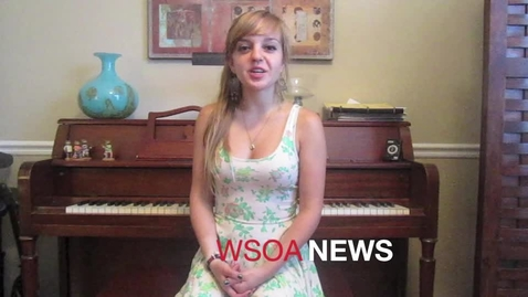 Thumbnail for entry WSOA News: 11th Grade Jazz Piano Concert