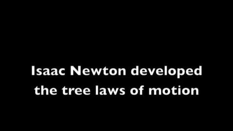 Thumbnail for entry Issac Newton