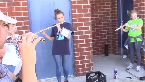 Thumbnail for entry 8th Grade Band Night