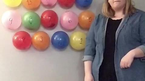 Thumbnail for entry Balloon Countdown Day 14