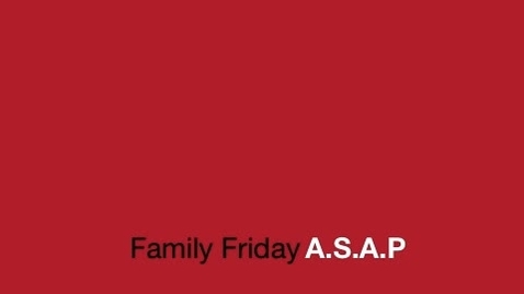 Thumbnail for entry ASAP Family Friday_Performances