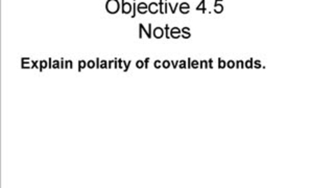 Thumbnail for entry Objective 4.5 Powerpoint