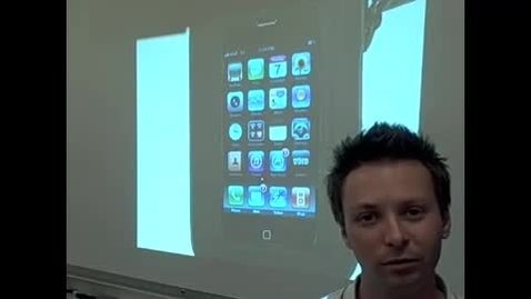 Thumbnail for entry Educational iPod touch apps for Students and Teachers