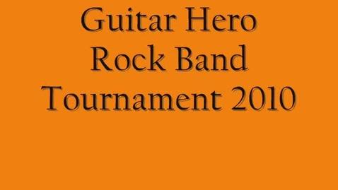 Thumbnail for entry Guitar Hero Rock Star