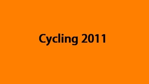 Thumbnail for entry Cycling