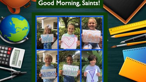 Thumbnail for entry Saints @ 8 - August 20, 2021