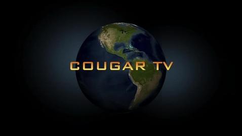 Thumbnail for entry 1 Cougar TV 2017-2018, Capital High School, Charleston, WV
