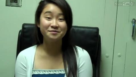 Thumbnail for entry Jemina Zhao