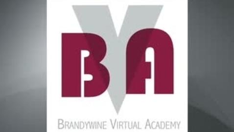 Thumbnail for entry Brandywine Virtual Academy