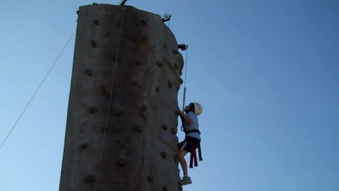Thumbnail for entry Climbing the Wall