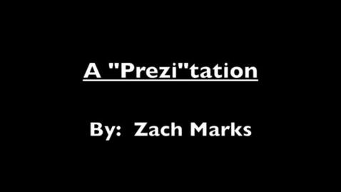 Thumbnail for entry Prezitation