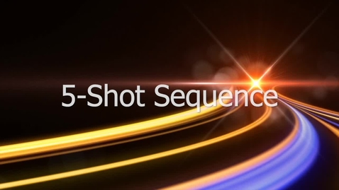 Thumbnail for entry 5-Shot Sequence Mr. Goble example