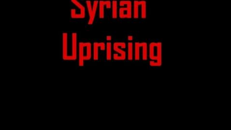Thumbnail for entry 1,Syria