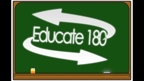 Thumbnail for entry Educate 180: How to Change a Background in PowerPoint