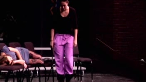 Thumbnail for entry Sexual Assault Scene Performed by Looking In Theatre