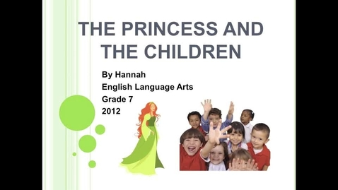 Thumbnail for entry The Princes and the Children