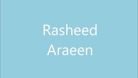 Thumbnail for entry Rashad Araeen - Engineer