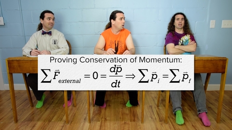 Thumbnail for entry AP Physics C: Momentum, Impulse, Collisions and Center of Mass Review (Mechanics)