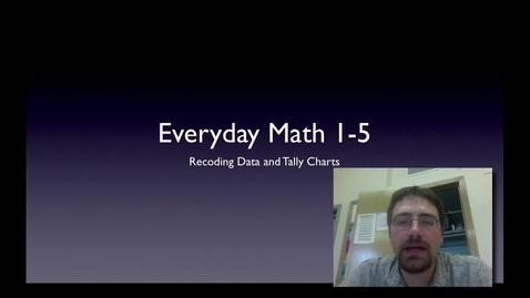 Thumbnail for entry Lesson 5 Data