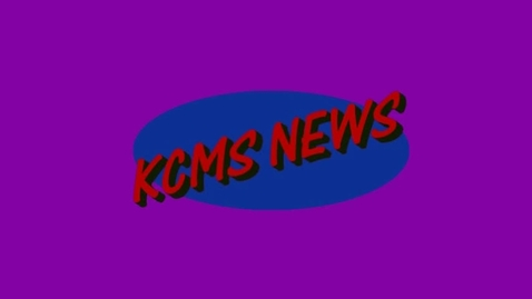 Thumbnail for entry 2016 KCMS News -January