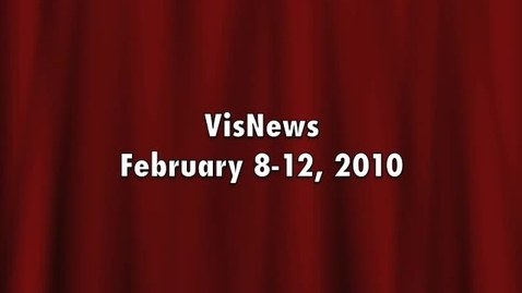 Thumbnail for entry VisNews February 8