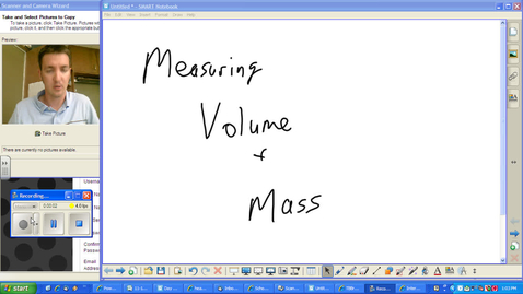Thumbnail for entry Measuring Volume and Mass
