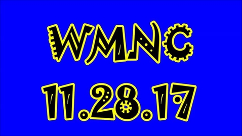 Thumbnail for entry WMNC 11.28.17