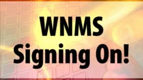Thumbnail for entry 11-25-14 WNMS Season 1.0 Episode 43