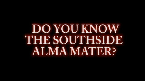 Thumbnail for entry Learn the South Side Alma Mater PSA