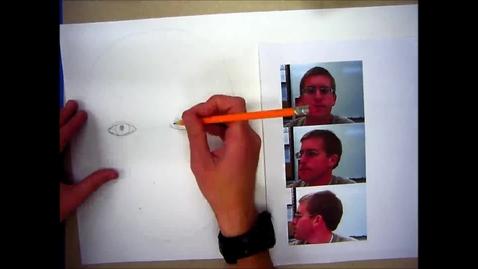 Thumbnail for entry Self Portriat of Mr. Elliott - Time Lapse