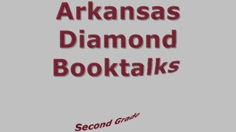 Thumbnail for entry Second Grade Booktalks