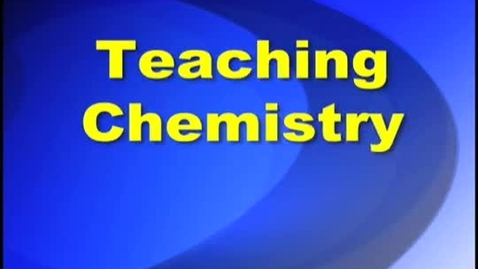 Thumbnail for entry Teaching Chemistry to Teens: Volume 1 Lab Safety