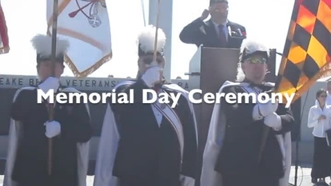 Thumbnail for entry Memorial Day Celebration