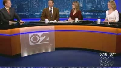 Thumbnail for entry WCBS TV 2-24-2010 Rain- Winter Storm Coverage