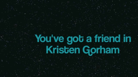 Thumbnail for entry 11th Pres Kristen Gorham