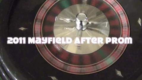 Thumbnail for entry Mayfield After Prom Promo