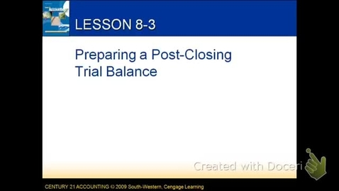 Thumbnail for entry Accounting 1 8.3 Notes