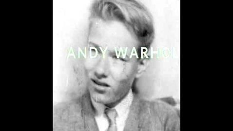 Thumbnail for entry Andy Warhol by Jiaqi C.