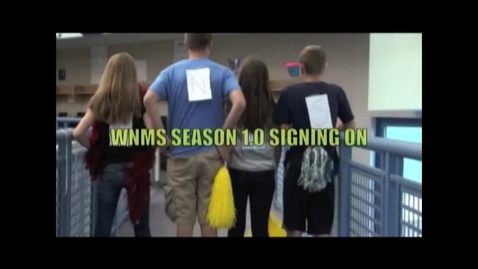 Thumbnail for entry 11-30-2012 WNMS Unleashed-Season 1.0 Episode 39