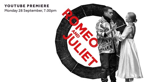 Thumbnail for entry Romeo and Juliet  | Playing Shakespeare with Deutsche Bank | Shakespeare's Globe