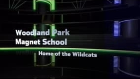 Thumbnail for entry Woodland Park Magnet School's Daily Broadcast for August 22, 2017