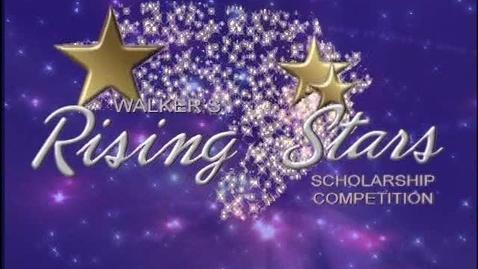 Thumbnail for entry 2010 Walker's Rising Stars Alexa Pullicin