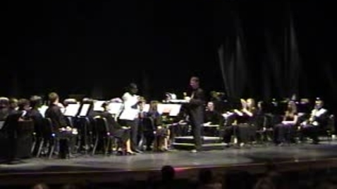 Thumbnail for entry Hough Symphonic Band: Beyond the Horizon