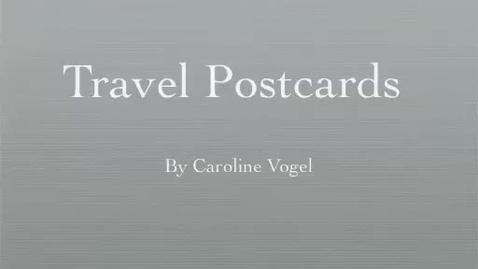 Thumbnail for entry Quebec City Postcards-CV